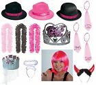 HEN NIGHT (GIRLS NITE OUT) Party Clothing/Hats/Fancy Dress Items - Large Range