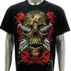 d15 Rock Chang 3D T-shirt Tattoo STUD Skull Ghost Killer Casual Unisex Tee Lover