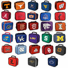 NCAA Lunch Box Bag NCAA Insulated Lining Licensed Product Free Shipping
