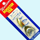 NEW Rooster Tail BROWN TROUT Spinner Fishing Lures - Choice of Size & Quantity