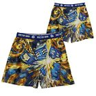Doctor Who Exploding Tardis Van Gogh Pandoric Open BBC Licensed Adult Boxer S-XL