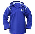 Vass-Tex 550 Extreme Protection Smock /Oil Skin - Extra Heavy Duty - Royal Blue