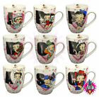 BETTY BOOP LETTER ALPHABET MUG COFFEE CUP NEW & OFFICIAL
