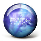 Pyramid Path Rising Pearl Bowling Ball - Purple/Steel Blue