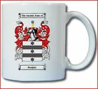 DOUGHTY COAT OF ARMS COFFEE MUG