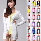 New Womens Ladies Casual Soft Long Knitwear Cardigan Shirt Coat Jacket Sweater
