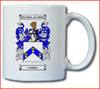 CRADDOCK COAT OF ARMS COFFEE MUG