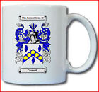 CUSWORTH COAT OF ARMS COFFEE MUG