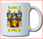 MATHIESON (SCOTTISH) COAT OF ARMS COFFEE MUG