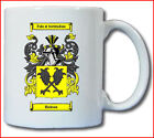 HICKSON COAT OF ARMS COFFEE MUG