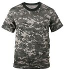 t-shirt camouflage subdued urban digital camo cotton poly blend rothco 5960