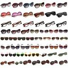 Fashion New Retro Vintage Shades Oversized Womens Designer Sunglasses Eyewear
