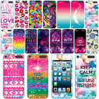 For Apple iPod Touch 5 6 Design Skin Vinyl Decal Sticker Cover Accessory