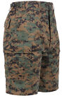shorts camo woodland digital military bdu style camouflage mens rothco 65412