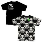 Star Wars Stormtrooper All Over Glow In The Dark Adult T Shirt $19.95 USD on eBay