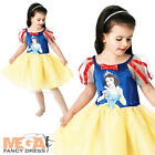 Snow White Disney Princess Ballerina Fancy Dress Girls Child Kids Costume Outfit