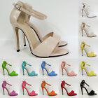 Hot Sell Womens Summer Single Band Bow Peep Toe Platform Wedge Sandals Shoes 2-9