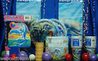 Dolphin Party Set #18 Dolphin Party Supplies for 16 with Dolphin Favors