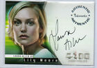 The 4400  Seasons 1 & 2 Autograph & Pieceworks Card Selection NM Inkworks 2006/7