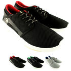Mens Etnies Scout Lace Up Mesh Casual Elasticated Trainers New UK Sizes 7-12