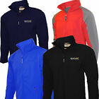 Mens Regatta Jacket Soft Shell Synchro Stretch Wind ResistantWater Repellent New