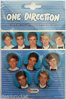 1D ONE DIRECTION BUTTON BADGES - Official Collectable Button Badges