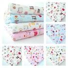 MINIATURE SEWING AND KNITTING ACCESSORIES - 100% COTTON  FABRIC sewing theme
