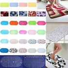 Hot Sell Bathroom Anti Slip Shower Mat Suction Cup Massage Bath Home Safety