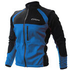 Cycling Bicycle Bike Jersey Wind Rain Jacket Vest Blue