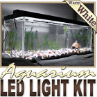 Warm White Aquarium Tank Coral LED Backlight Night Light On / Off Switch Control