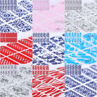 3D Nail Art Stickers Decals Decoration Rhinestone Crystal Wraps Foils Transfers