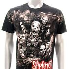 Sz S M L XL XXL 2XL Slipknot T-shirt  All Hope Is Gone Concert Black Many Size