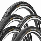 Continental CX Speed/Race, X-Mountain/Speed King Cyclocross Bike Tyre 700c & 26""