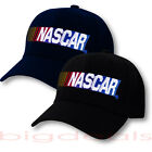 NASCAR Racing Cap Logo Emblem Stock Car Six Panel Embroidered Hat