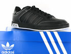 Adidas Originals Varial ST Black Leather Mens Boys Trainers Size 3-12 UK
