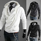 Fashion Korean Men's Winter Hoodie Sweater Male Top Jacket Coat Sweatshirt New