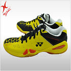 YONEX BADMINTON SHOE - SHB 01 LTD - YELLOW LIMITED EDITION SHOES