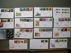 FDC - GB 1995 to 1999 First Day Covers - Multi-listing FDC's