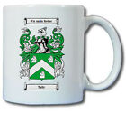 TULLY COAT OF ARMS COFFEE MUG