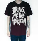 UNISEX BRING ME THE HORIZION T-SHIRT BMT MENS LADIES OLI SYKES T SHIRT METALCORE