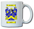 DOBBINS COAT OF ARMS COFFEE MUG