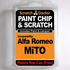 Alfa Romeo MiTo Touch Up Paint Scratch Repair Kit. ALL Colours, ALL Years.