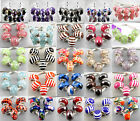 Wholesale Lovely Colorful Acrylic Beads Fit European Charms Bracelet 5mm Jf429