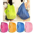 Girls Nylon Crossbody Foldable Travel Shoulder Storage Bag Handbag Backpack HOT