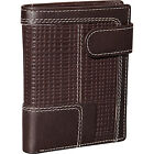 Mancini Leather Goods Left Wing Hipster Wallet with 2 Colors Mens Wallet NEW