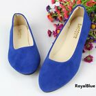 New Arrive Ladies Fashion Ballet Flats Slip On Pointy Toe Shoes  BDUK