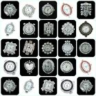 Watch Face for Beading Jewellery Making Craft Many Styles Choose Design ML