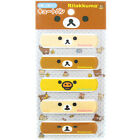 San-x Japan Rilakkuma Relax Bear Bandage Plaster Set (5 designs / 10 pieces)