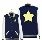 Space☆Dandy Space Dandy Baseball uniform Cosplay Costume only Jacket S&M&L Size