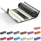 Davidts Euclide Faux Leather with Removable Pouch Jewellery Roll